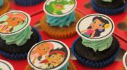 Jake and the Netherland Pirates cupcakes
